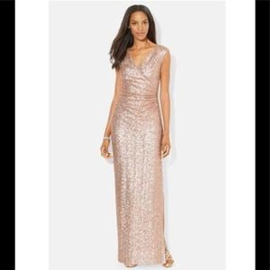 New Gorgeous Ralph Lauren gown
